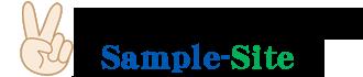 サンプル logo